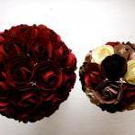 Paper Rose Bouquet, Bridal Bouquet,..